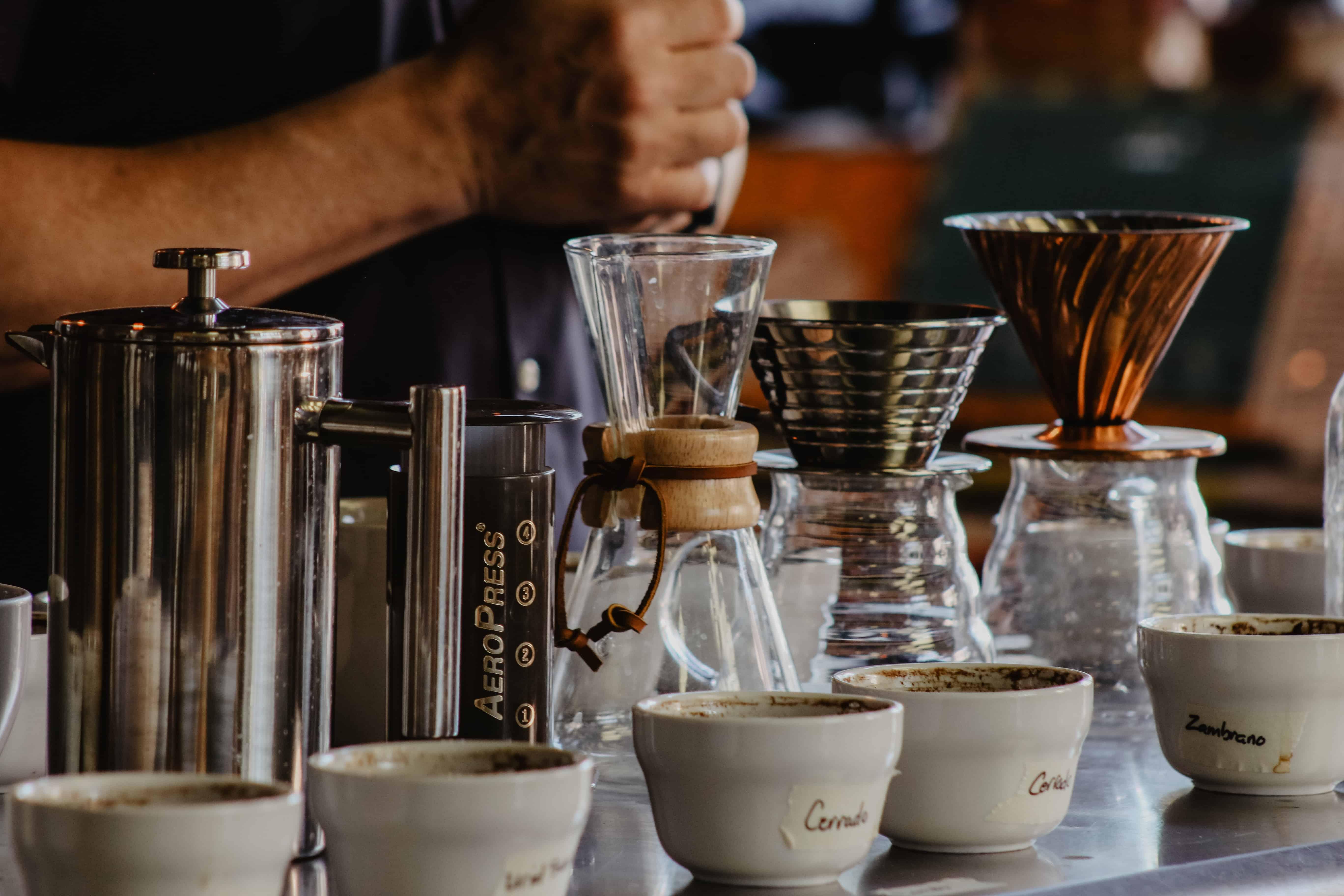 Café Noisette C Est Quoi slow coffee: réussir votre café à extraction douce